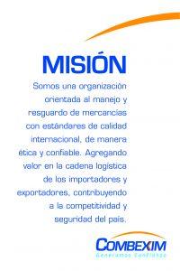 Misión Combex-04