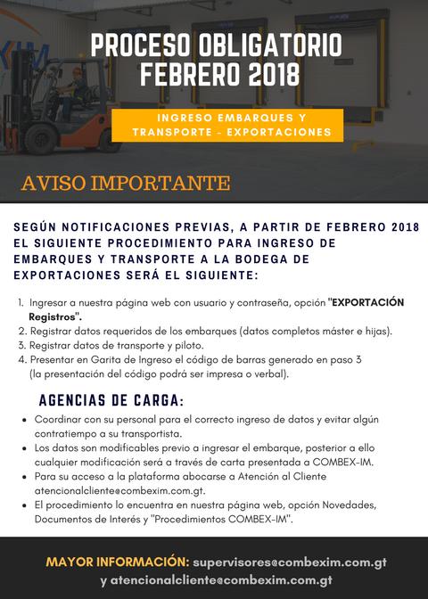 PASE DE EXPORTACION PGN